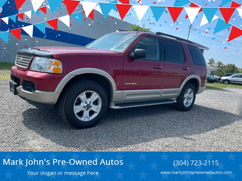 2005 Ford Explorer for sale at Mark John's Pre-Owned Autos in Weirton WV