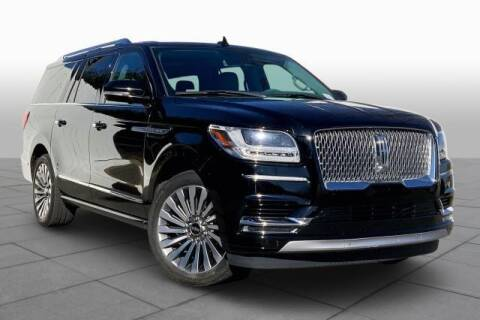 2018 Lincoln Navigator L for sale at CU Carfinders in Norcross GA