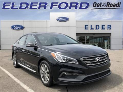 2016 Hyundai Sonata for sale at Mr Intellectual Cars in Troy MI