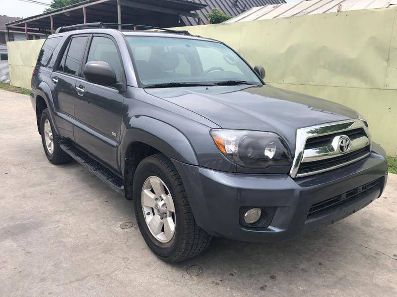 2007 Toyota 4Runner for sale at Carzready in San Antonio TX