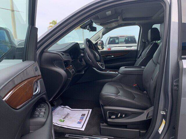2020 Cadillac Escalade ESV for sale at Niles Sales and Service in Key West FL