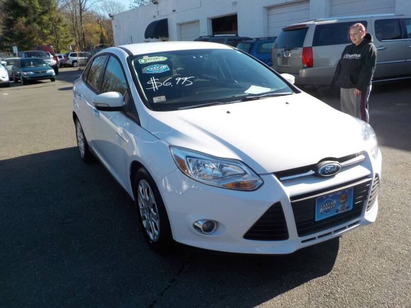 2012 Ford Focus for sale at United Auto Land in Woodbury NJ