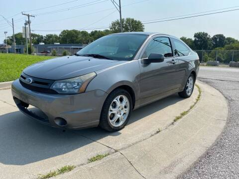 2010 Ford Focus for sale at Xtreme Auto Mart LLC in Kansas City MO