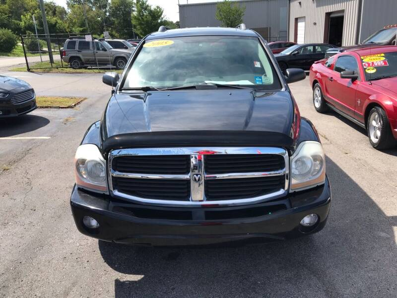 2005 Dodge Durango for sale at Mitchell Motor Company in Madison TN