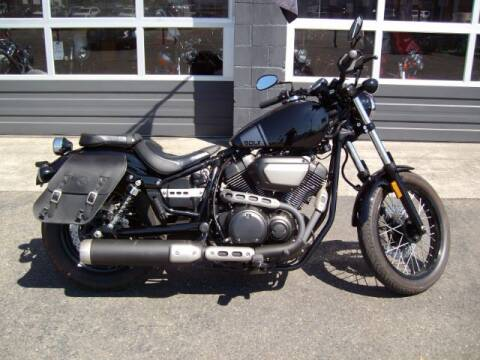 2017 Yamaha XVS950CU for sale at Goodfella's  Motor Company in Tacoma WA