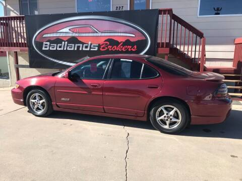2003 Pontiac Grand Prix for sale at Badlands Brokers in Rapid City SD