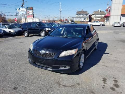 2009 Toyota Camry for sale at 25TH STREET AUTO SALES in Easton PA