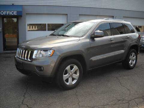 2012 Jeep Grand Cherokee for sale at Best Wheels Imports in Johnston RI