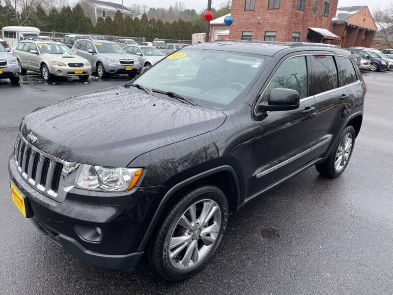 2013 Jeep Grand Cherokee for sale at KINGSTON AUTO SALES in Wakefield RI