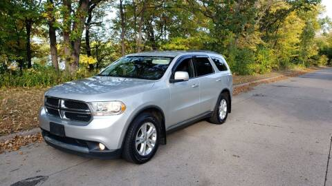 2011 Dodge Durango for sale at Twin City Auto Exchange LLC in Minneapolis MN