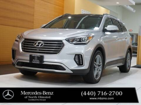 2017 Hyundai Santa Fe for sale at Mercedes-Benz of North Olmsted in North Olmstead OH