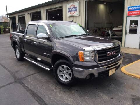 2011 GMC Sierra 1500 for sale at TRI-STATE AUTO OUTLET CORP in Hokah MN