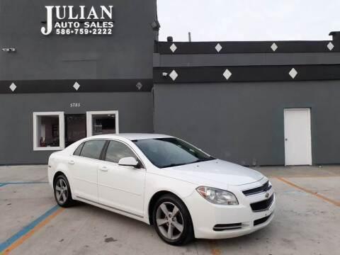 2011 Chevrolet Malibu for sale at Julian Auto Sales, Inc. in Warren MI