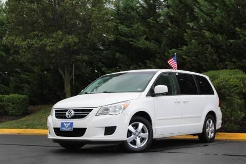 2010 Volkswagen Routan for sale at Quality Auto in Manassas VA
