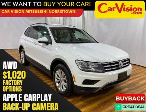 2018 Volkswagen Tiguan for sale at Car Vision Mitsubishi Norristown in Norristown PA