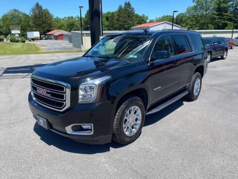 2017 GMC Yukon for sale at Alexandria Auto Mart LLC in Alexandria PA