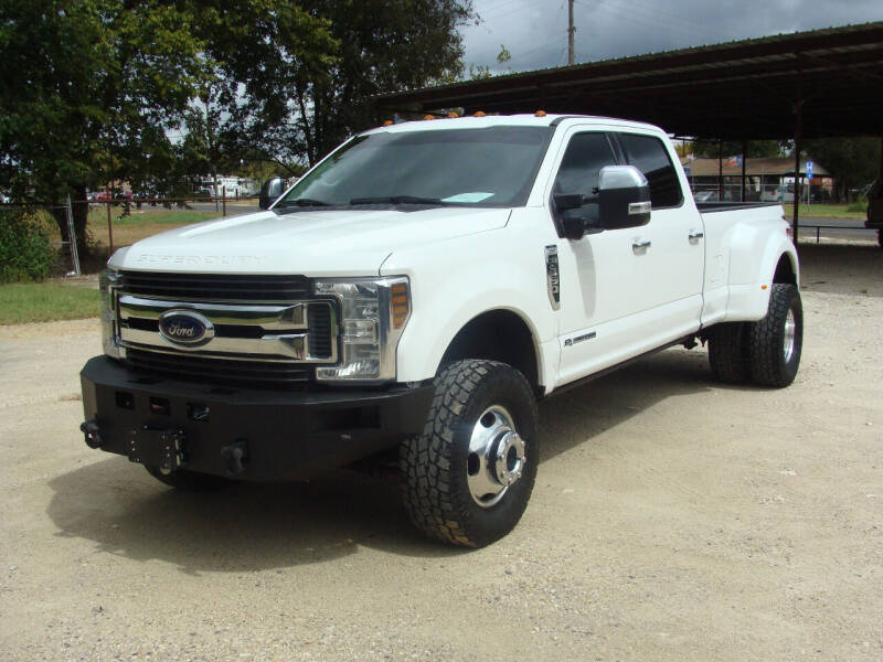2019 Ford F-350 Super Duty for sale at Texas Truck Deals in Corsicana TX