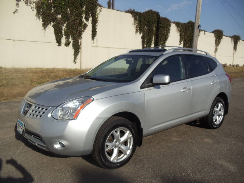 2008 Nissan Rogue for sale at Metro Motor Sales in Minneapolis MN