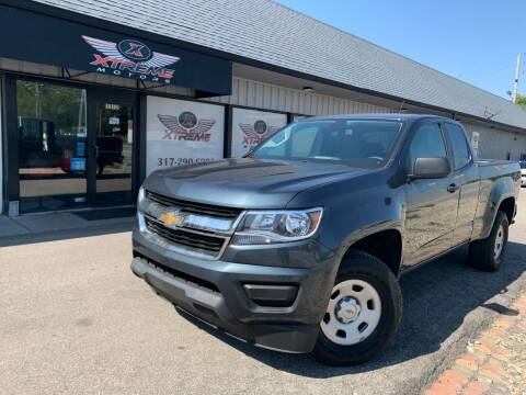 2019 Chevrolet Colorado for sale at Xtreme Motors Inc. in Indianapolis IN