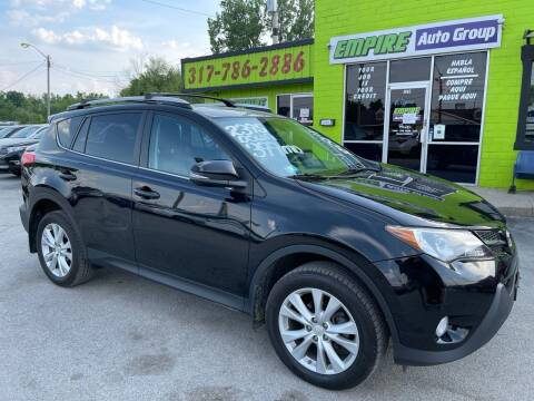 2014 Toyota RAV4 for sale at Empire Auto Group in Indianapolis IN