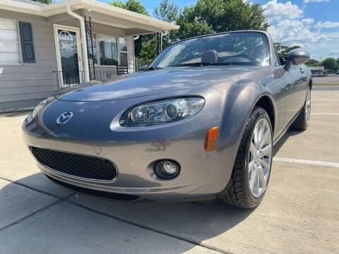 2007 Mazda MX-5 Miata for sale at A&C Auto Sales in Moody AL
