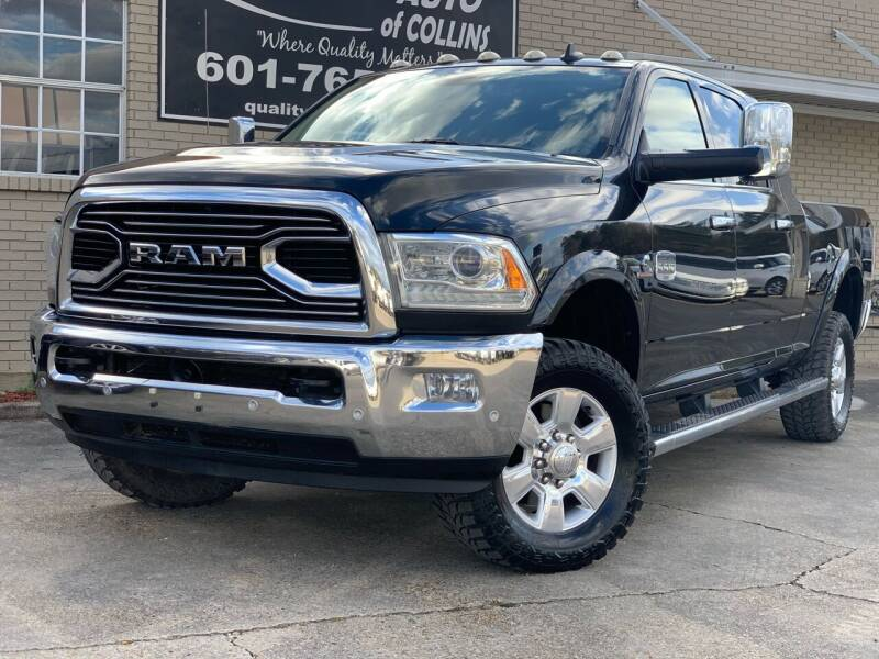 2017 RAM Ram Pickup 2500 for sale at Quality Auto of Collins in Collins MS