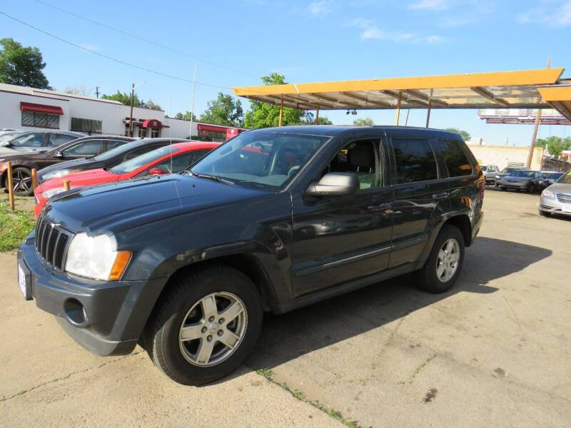 2007 Jeep Grand Cherokee for sale at Nile Auto Sales in Denver CO