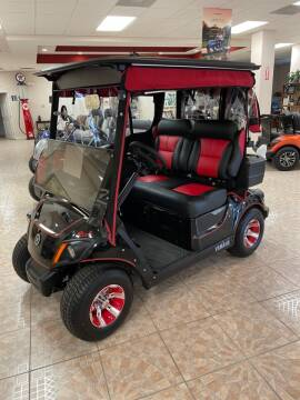 2021 Yamaha Drive 2 for sale at CARTS & CLUBS INC in Ocala FL