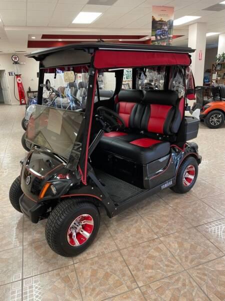 2021 Yamaha Drive 2 for sale at CARTS & CLUBS INC in Ocala FL