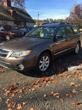 2008 Subaru Outback for sale at MILLDALE AUTO SALES in Portland CT