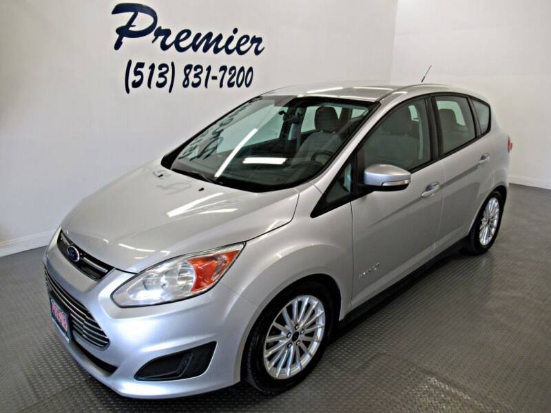 2013 Ford C-MAX Hybrid for sale at Premier Automotive Group in Milford OH