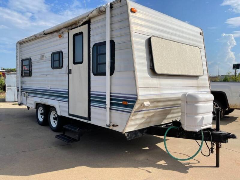 1995 Innsbruck I21r Travel Trailer for sale at Lumpy's Auto Sales in Oklahoma City OK