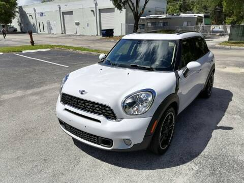2012 MINI Cooper Countryman for sale at Best Price Car Dealer in Hallandale Beach FL
