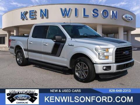 2015 Ford F-150 for sale at Ken Wilson Ford in Canton NC