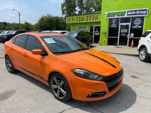 2014 Dodge Dart for sale at Empire Auto Group in Indianapolis IN