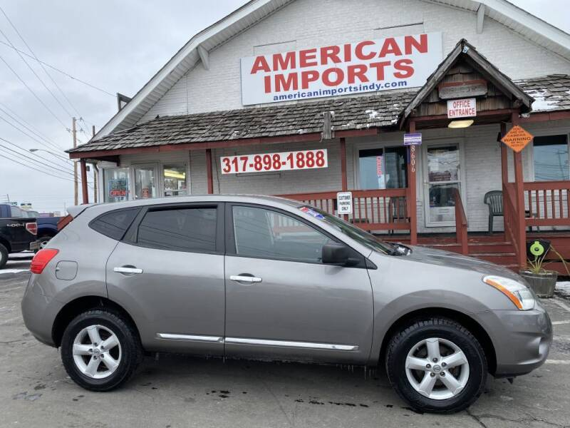 2012 Nissan Rogue for sale at American Imports INC in Indianapolis IN