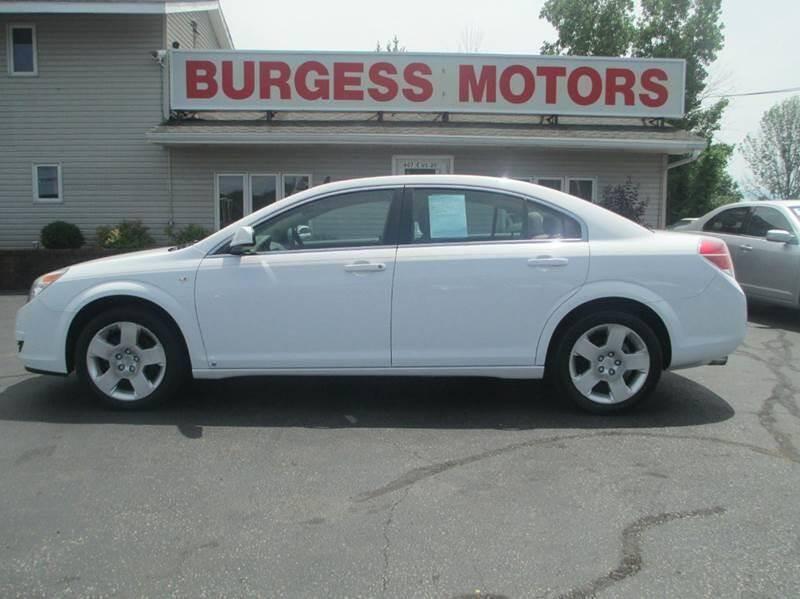 2009 Saturn Aura for sale at Burgess Motors Inc in Michigan City IN