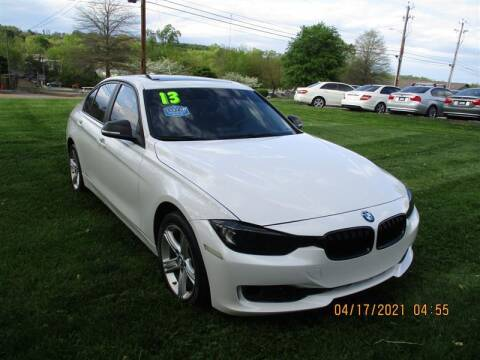 2013 BMW 3 Series for sale at Euro Asian Cars in Knoxville TN