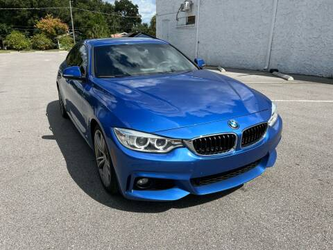 2017 BMW 4 Series for sale at LUXURY AUTO MALL in Tampa FL