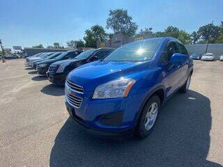 2015 Chevrolet Trax for sale at Car Depot in Detroit MI