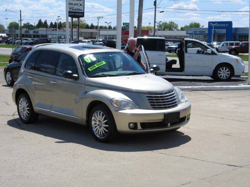 2006 Chrysler PT Cruiser for sale at Rochelle Motor Sales INC in Rochelle IL