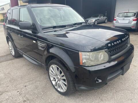 2011 Land Rover Range Rover Sport for sale at Austin Direct Auto Sales in Austin TX