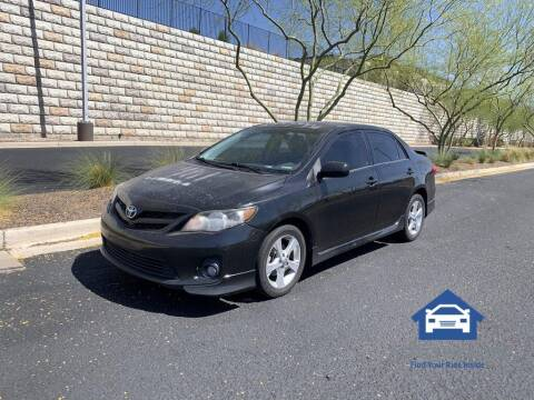 2011 Toyota Corolla for sale at AUTO HOUSE TEMPE in Tempe AZ