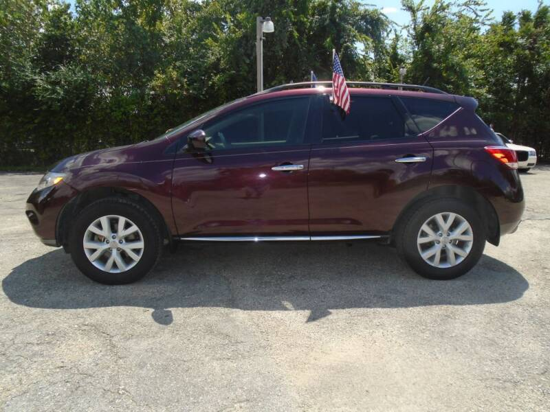 2013 Nissan Murano S 4dr SUV - Houston TX