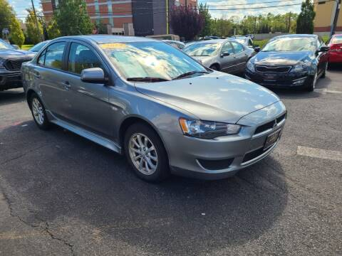 2014 Mitsubishi Lancer for sale at Costas Auto Gallery in Rahway NJ