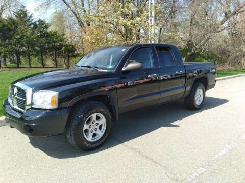 2006 Dodge Dakota for sale at Jan Auto Sales LLC in Parsippany NJ