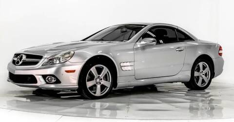 2009 Mercedes-Benz SL-Class for sale at Houston Auto Credit in Houston TX