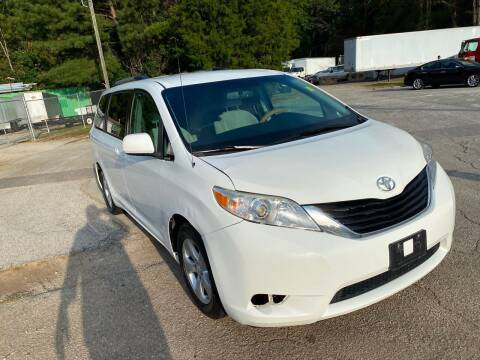2011 Toyota Sienna for sale at Elite Motor Brokers in Austell GA