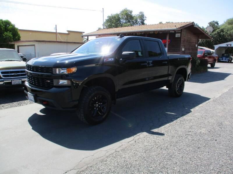 2019 Chevrolet Silverado 1500 for sale in Gridley, CA