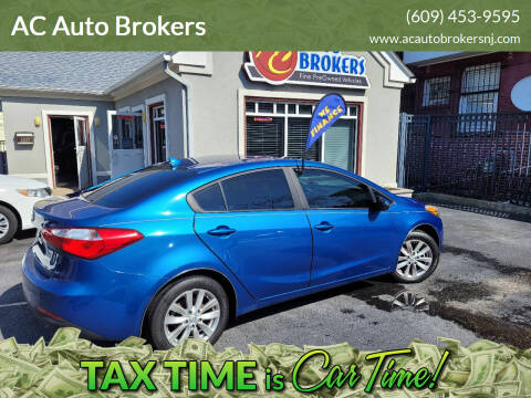 2014 Kia Forte for sale at AC Auto Brokers in Atlantic City NJ